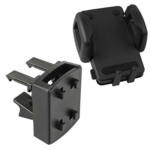 foto-kontor HR Lüftungsgitter Halter KFZ Auto Halterung mit HR Gerätehalter UPM1245 für Palm Treo Pro 850 Centro Treo 500v -