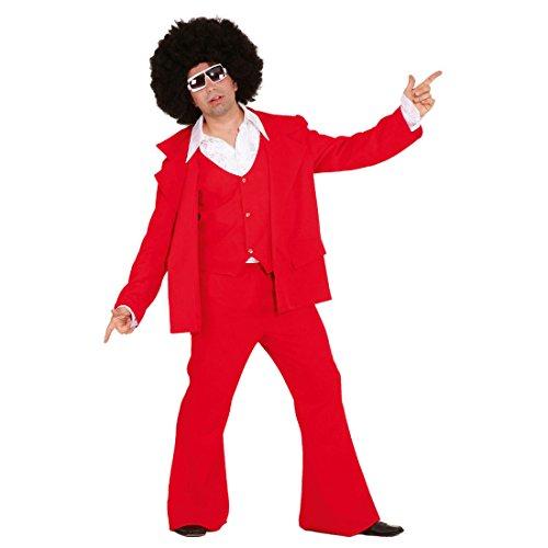tüm Partyman Tanzkostüm Herren Discokostüm Anzug Karneval Tanzoutfit (Disco-tanzkostüme)