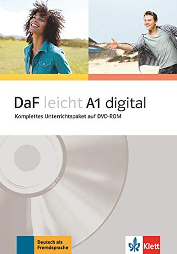 DaF leicht: Komplettes Unterrichtspaket A1 auf DVD-Rom