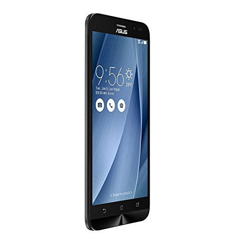 "ASUS ZenFone Go ZB552KL-6J012WW 5.5"" Dual SIM 4G 2GB 16GB 3000mAh Grey smartphone - Smartphones (14 cm (5.5""), 16 GB, 13 MP, Android, 6.0, Grey)"