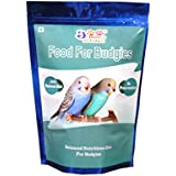 JiMMy Food For Budgie - 900 GMS Pack - Bird Food