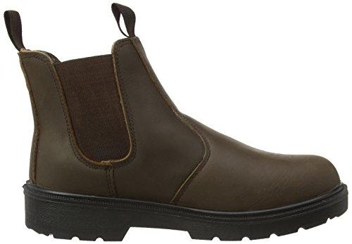 Amblers Steel FS152 - Chaussures de sécurité SB-P - Homme Brun