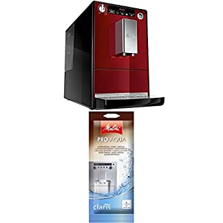 Melitta-Caffeo-Solo-E950-104-Schlanker-Kaffeevollautomat-mit-Vorbrhfunktion-15-Bar-LED-Display-hhenverstellbarer-Melitta-192830-Filterpatrone-fr-Kaffeevollautomaten-1-Patrone