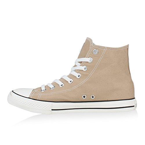 Scarpe Da Uomo Sneakers Sneakers Alte Sneakers Denim Scarpe In Tessuto Mimetico Lacci Flandell Kaki