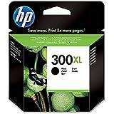 HP 300XL CC641EE Cartuccia Originale per Stampanti a Getto di Inchiostro, Compatibile con le DeskJet D2560, D2660, F4280, F42