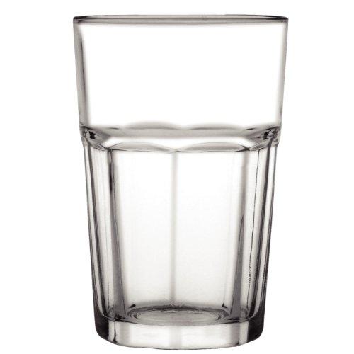 Olympia gf927Hi Ball Glas, Orleans, 285ml (12Stück)