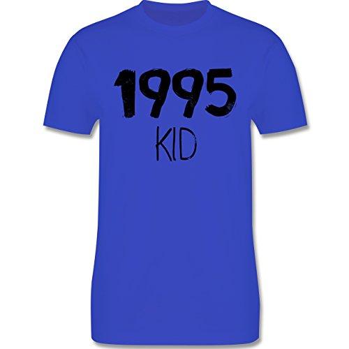 Geburtstag - 1995 KID - Herren Premium T-Shirt Royalblau