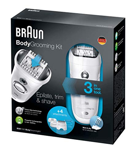 Braun Herren Bodygrooming-Set BGK7050