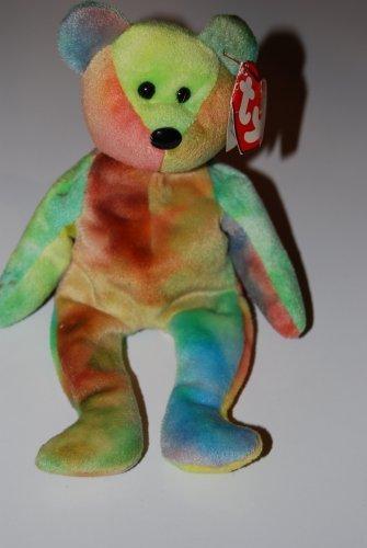 arcia le ty-dyed Ours (4ème génération accrocher étiquette) par TY [Jouet] ()