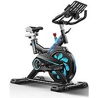 Melodycp Bicicleta de Ejercicio de Ciclo Interior, Ultra silencioso Inicio Juego Inteligente para Interiores Deportes