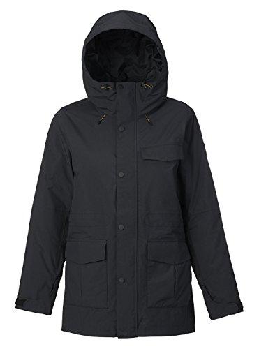 Burton Damen Runestone Jacket Snowboardjacke, True Black, M