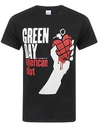 Green Day American Idiot Men's T-Shirt