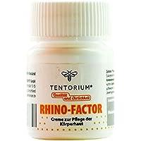 """Preisvergleich für Nasen Heilsalbe - """"Rhino-Factor"""" 15ml - Nasenpflege Creme bei Erkältung - reduziert Schwellung der Schleimhaut..."""