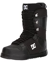 Black, 11.5 : DC Men's Phase Lace up Snowboard Boots