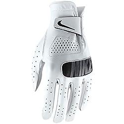 Nike Tour Glove WLH Gants de Boxe pour Femme, Blanc (White/Black), M/L