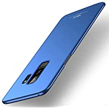 "MSVII Cover Samsung Galaxy S9+/S9 Plus (6.2""), Ultra Sottile Custodia Cover Case Per Samsung Galaxy S9+/S9 Plus (6.2"") - Blu JY00439"