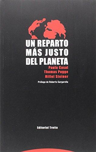 Un reparto más justo del planeta (Estructuras y procesos. Ciencias Sociales) por Paula Casal