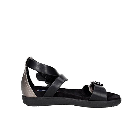 Wrangler WL171711 Sandalo Donna Nero
