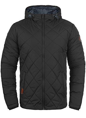 BLEND Divior 20701031ME Jacke, Größe:L;Farbe:Black (70155)