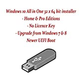 Windows 10 home professional both 32 64 bit latest build in...
