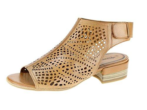 Tamaris Da.-Sandalette Größe 40 Braun (mittel-braun)
