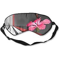Hawaiian Flower Hibiscus 99% Eyeshade Blinders Sleeping Eye Patch Eye Mask Blindfold For Travel Insomnia Meditation preisvergleich bei billige-tabletten.eu