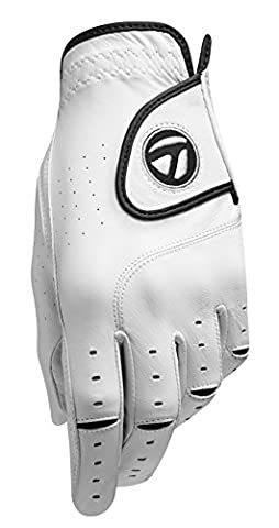 2016 TaylorMade Targa AAA Cabretta Leather Mens Golf Gloves Left Hand Medium