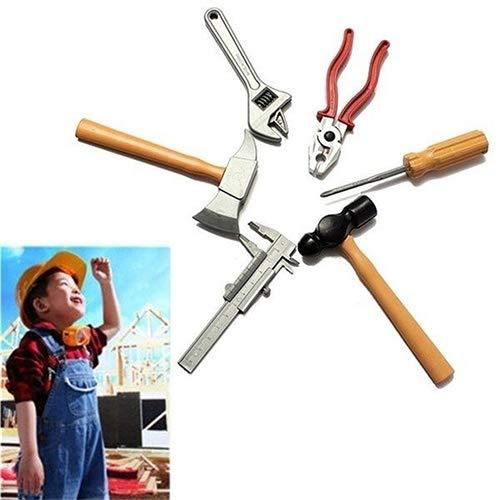 der Kinder Jungen Building Tool Kits DIY BAU entwicklung Spielzeug Geschenk, so tun als Spielen, Dress up & so tun als Spielen, Spielzeug & Spiele, BAU lernspielzeug ()