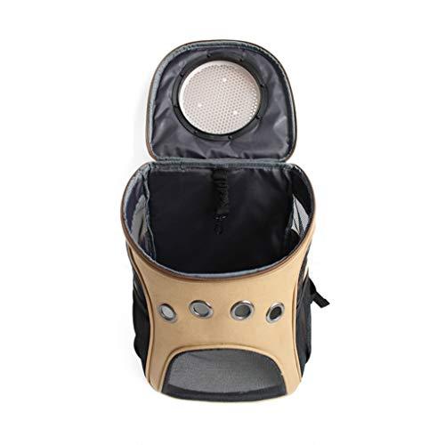 Outing pet Bag Hund und Hund tragbare Rucksack Schulter klein 38 * 32 * 20cm groß 45 * 38 * 27cm