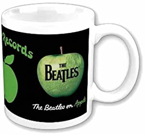 Beatles on Apple Boxed Mug - Tasse