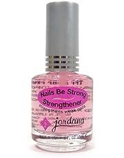 NAIL STRENGTHENER (Nails Be Strong) - BASE COAT & TOP COAT 15ml