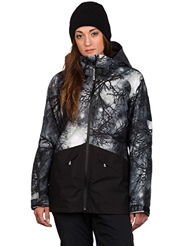 Patagonia Isolation & Veste d'hiver W's Insulated Snowbelle Jacket Moontree: Black