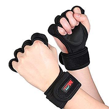 Cruz guantes entrenamiento muñequera fitness, perfecto