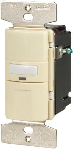 Cooper verkabelungsgeräten Katzenklingel Belegung Sensor Wandschalter almond Belegungs-sensor-licht