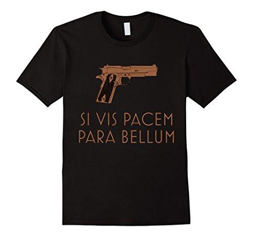 1911 .45 latin motto Si Vis Pacem Para Bellum