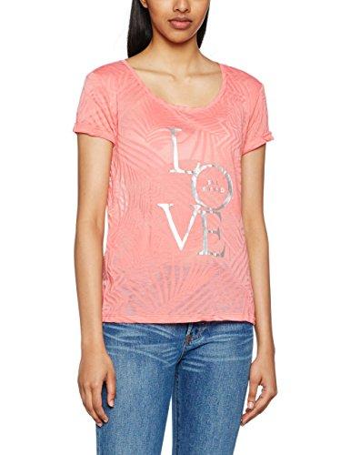 Only Onldare S/S Top Ess, T-Shirt Donna Rosa (Tea Rose)