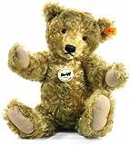 Steiff 000713 1920 Classic Teddy Bear Mohair Light Brown 25cm