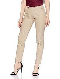 Allen Solly Women's Straight Fit Pants