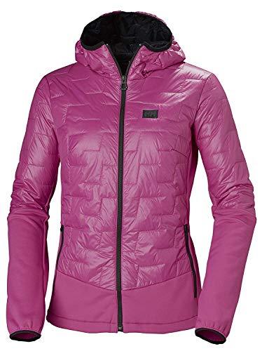 Helly Hansen Womens Hybrid (Helly Hansen Lifaloft Hybrid Insulator Jacket Women Dragon Fruit Größe XS 2019 Funktionsjacke)