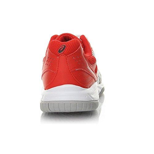 Asics Gel-Game 4 (GS) chaussure de tennis Enfant red