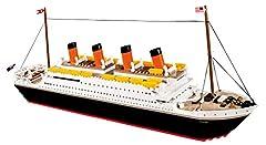 Idea Regalo - COBI- Transatlantico Britannico R.M.S. Titanic, Multicolore, 1914A