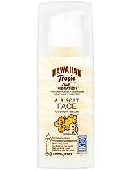Hawaiian Tropic silk hydration air soft face SPF30 - 50ml