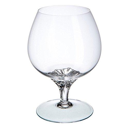 Verre de Bohême Nevada Verres de Cognac, Verre, 6 x 6 x 13.5 cm, 6 unités