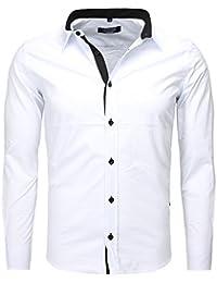 Carisma - Chemise homme élégante Chemise CRSM8332 blanc - Blanc