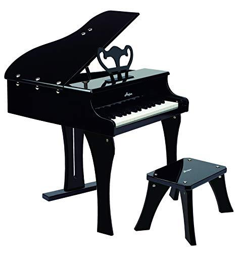 Hape E0320 - Pianoforte a Coda, Nero