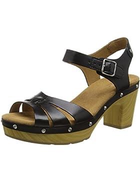 Clarks Ledella Trail Damen Knöchelriemchen Sandalen