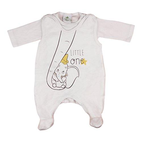 SCHLAFANZUG Baby Strampler Anzug Overall 50 56 62 68 74 80 86 92 Langarm m Fuß