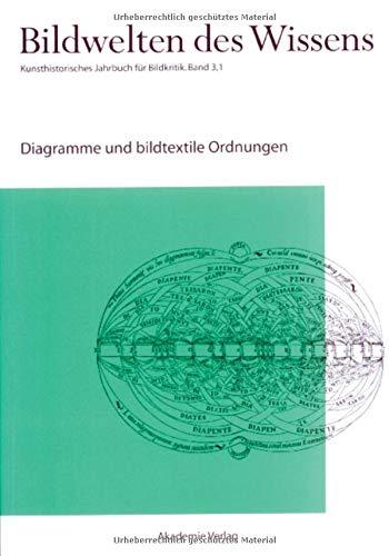 Bildwelten des Wissens: Diagramme und bildtextile Ordnungen