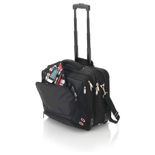 ELLEVEN - Sacoche agréée TSA - noir noir