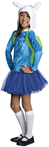 Adventure Time Fionna Girl's Child Costume Medium